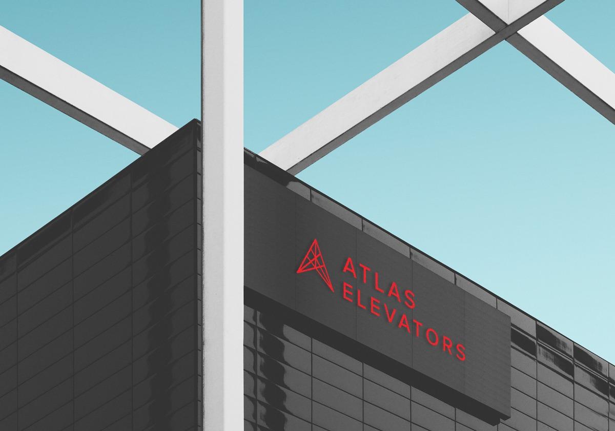 Semnalistica Cladire Atlas Elevators