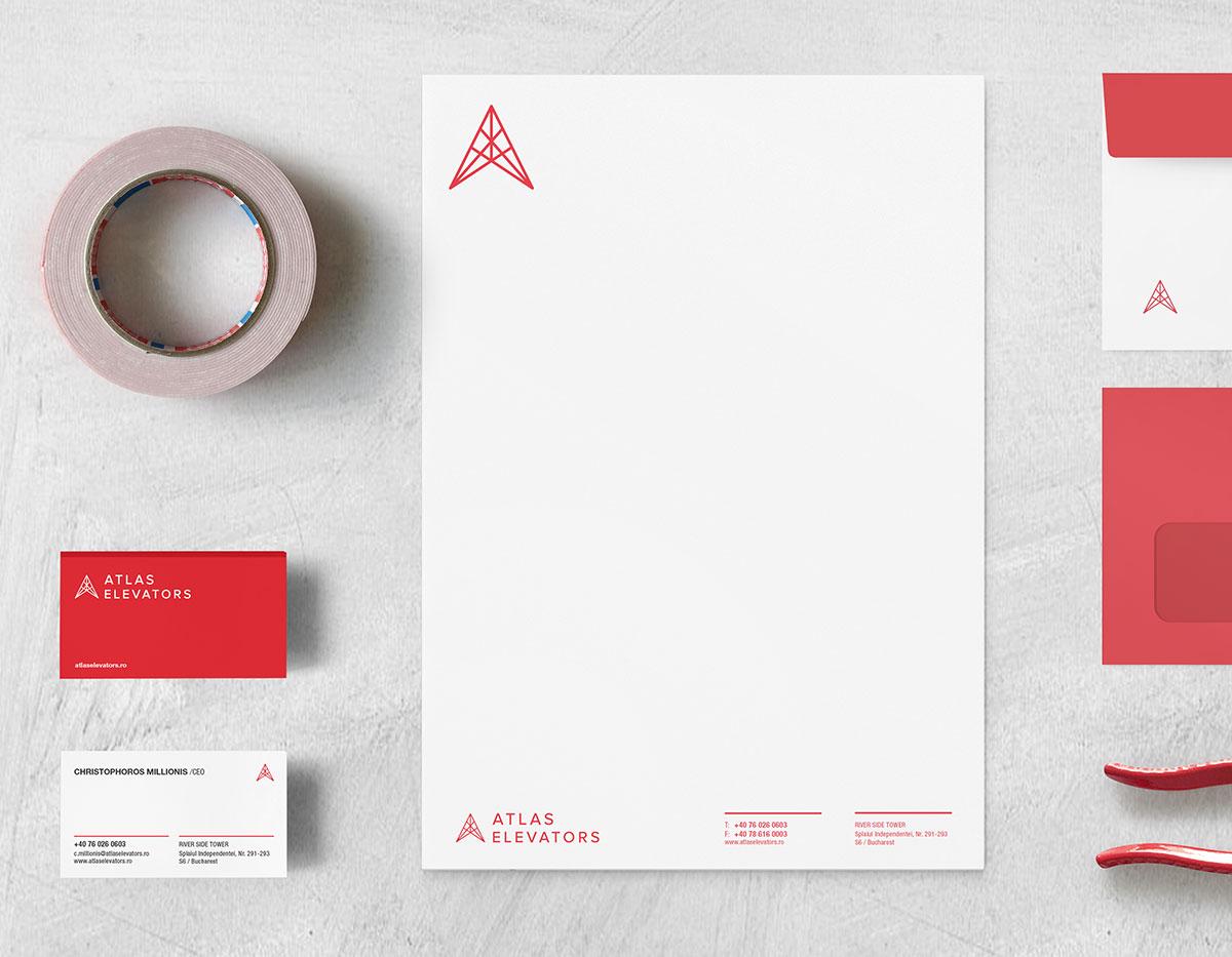 Design foaie cu antent