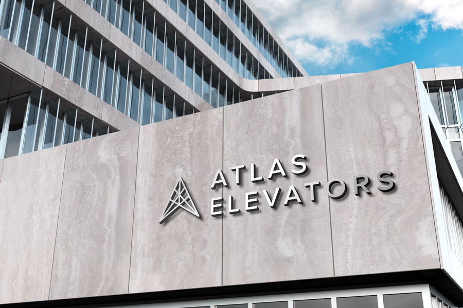 Logo Render Atlas Elevators
