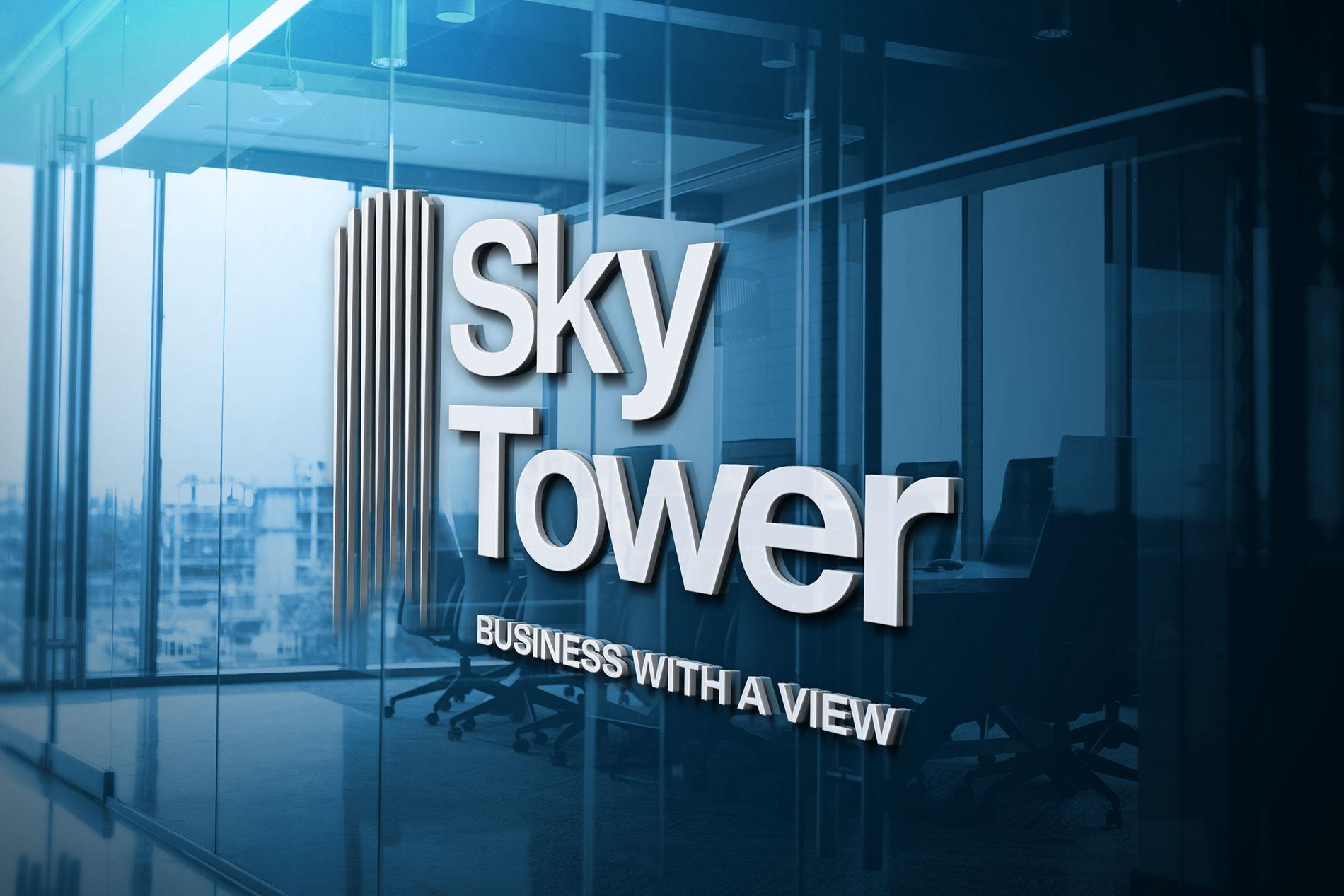 Sky Tower Logo