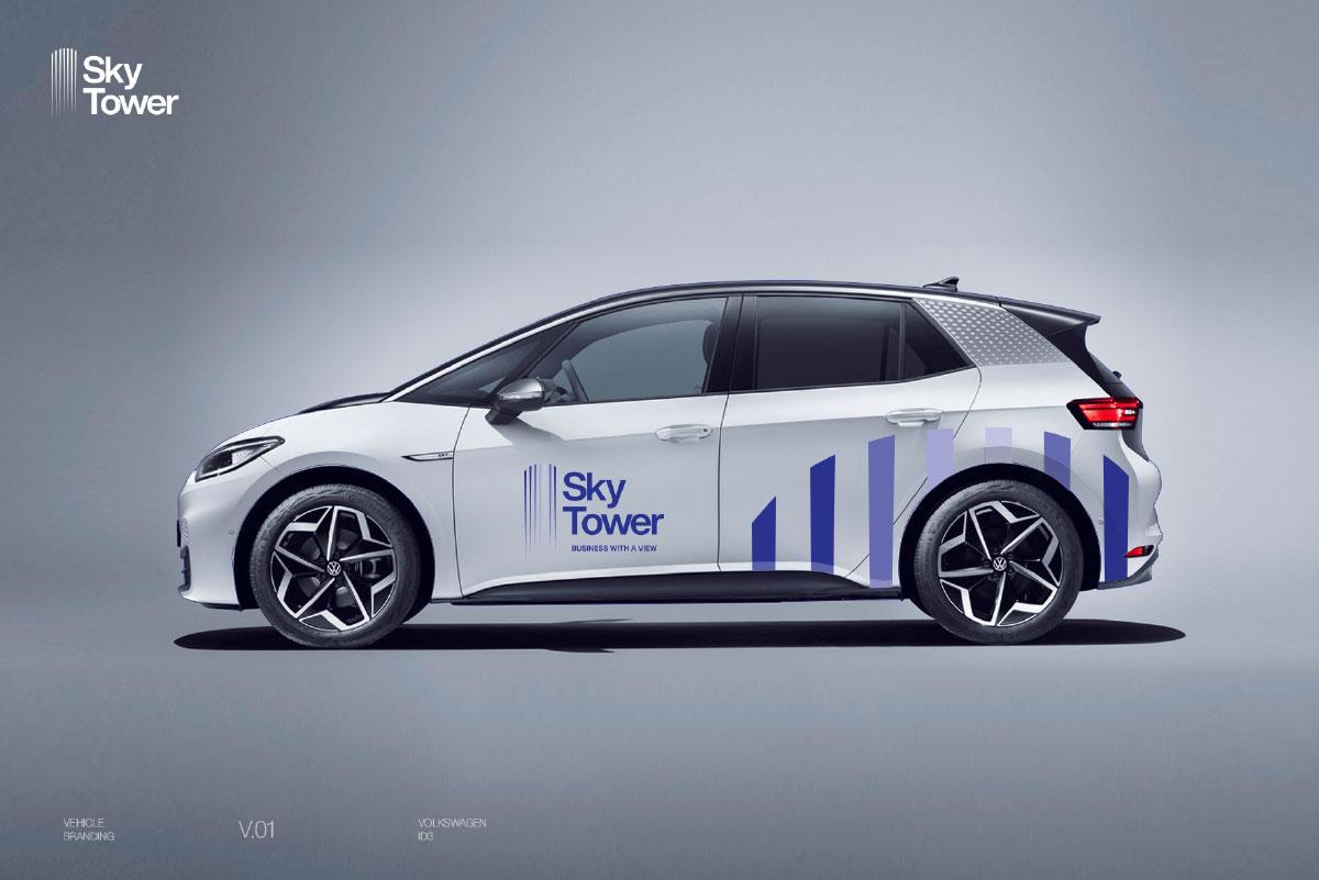 SkyTower Branding Auto