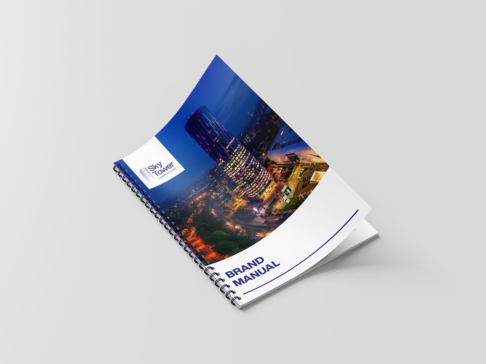 SkyTower Brand Manual